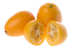 Kumquats or Cumquats Royalty Free Stock Images