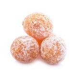 Kumquats isolated on white background Stock Photography