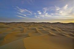 Kumtag desert landscape Stock Photos