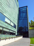 Kumu art museum.Tallinn Royalty Free Stock Photo