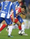 Kun Agüero of Atletico de Madrid Royalty Free Stock Photo