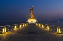 Kun Iam Macau Fotografie Stock Libere da Diritti