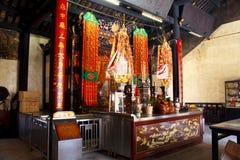 Kun Iam Temple, Macau, China Royalty Free Stock Photography
