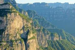 Kun Mountain landskap Arkivbild