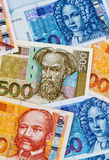 Kuna - currency of croatia Stock Photography