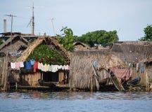 The Kuna Yala comunities Royalty Free Stock Image