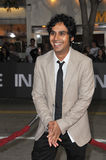 Kunal Nayyar. At the Los Angeles premiere of In Time at the Regency Village Theatre, Westwood. October 20, 2011 Los Angeles, CA Picture: Paul Smith / Royalty Free Stock Photo