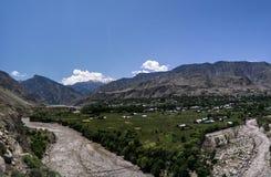 Kunar aka Chitral or Kama river, Khyber Pakhtunkhwa province, Pakistan Stock Image