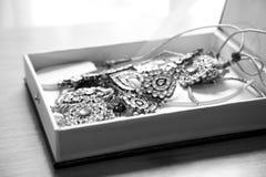 Kundan jewellery Royalty Free Stock Photos