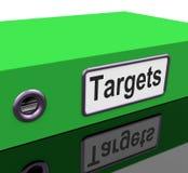 Kunden-Datei, die Kunden-Kaufen-Aufzeichnungen enthält Lizenzfreie Stockfotografie