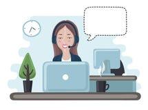 Kunden entwerfen über weißem Hintergrund, Vektorillustration Lizenzfreies Stockfoto