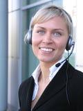 Kundenbetreuung Lizenzfreies Stockfoto