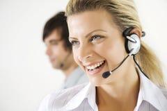 Kundenbetreuung Lizenzfreie Stockbilder