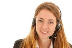 Kundenbetreuung am Telefon Stockbilder
