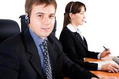 Kundenbetreuungsteam Lizenzfreie Stockfotos