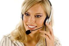 Kundendienst Lizenzfreie Stockbilder