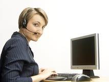 Kundendienst Lizenzfreie Stockfotos