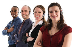 Kundendienst Stockbilder