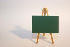 Kundengerechte Tafel Stockfotografie