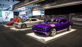 Kundenspezifische Sport-Autos Lizenzfreies Stockbild