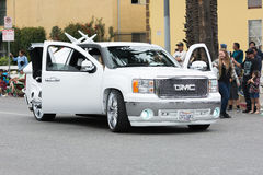 Kundenspezifisches Automobil Stockbild