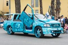 Kundenspezifisches Automobil Lizenzfreie Stockfotografie
