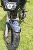 Kundenspezifisches Fahrrad an der Killarney-Show Stockbild
