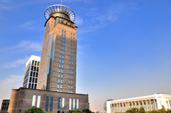 Kundenspezifisches Gebäude Shanghai-China, China Stockbild