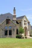 Kundenspezifisches Haus Lizenzfreies Stockfoto