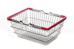 kunder som shoppar supermarketen Arkivbilder