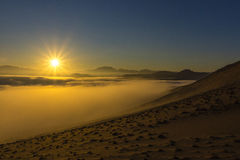 Kunene Valley Sunrise Royalty Free Stock Image