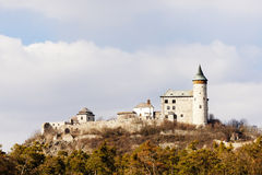 Kuneticka hora Castle Royalty Free Stock Photos
