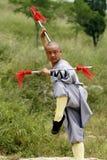Kung chinois Fu Photos libres de droits