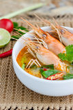 Kung de Tom Yum imagem de stock royalty free
