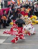 Kung Fu demonstracja Zdjęcie Stock