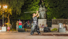 Kung Fu festival Stock Photography