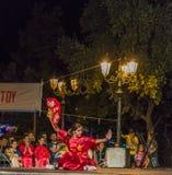 Kung Fu festiwal Obraz Stock