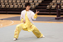 Kung Fu Heroes 2010 Italian Tour stock photo