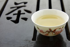 Kung Fu Teacup Stock Images