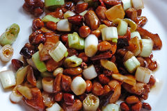 Kung Pao Chicken. China Sichuan famous cuisine,Kung Pao Chicken Stock Photos