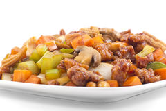 Kung Pao Chicken Stock Images