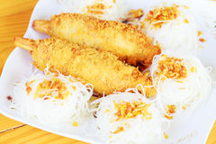 Kung pun oiy vietnamese food Royalty Free Stock Image