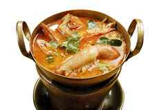 kung Tom yum Obrazy Stock