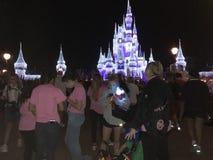 Kungarike för magi för Walt Disney World ` s Fotografering för Bildbyråer