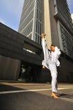 Kungfu Lizenzfreies Stockfoto