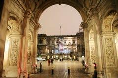 Kunglig akademi av konster, London Arkivfoto