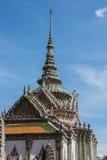 Kunglig arkitektur av Phra Borom Maha Ratchawang Fotografering för Bildbyråer