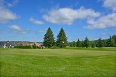 Kunglig Bromont golfklubb Arkivfoto