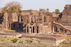 Kunglig enklav, Mandu Royaltyfri Fotografi