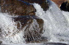 Kunglig födelse- vattenfall Royaltyfri Fotografi
